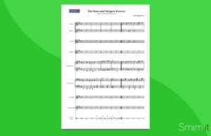 stars and stripes forever   partitura gratis per orchestra scolastica