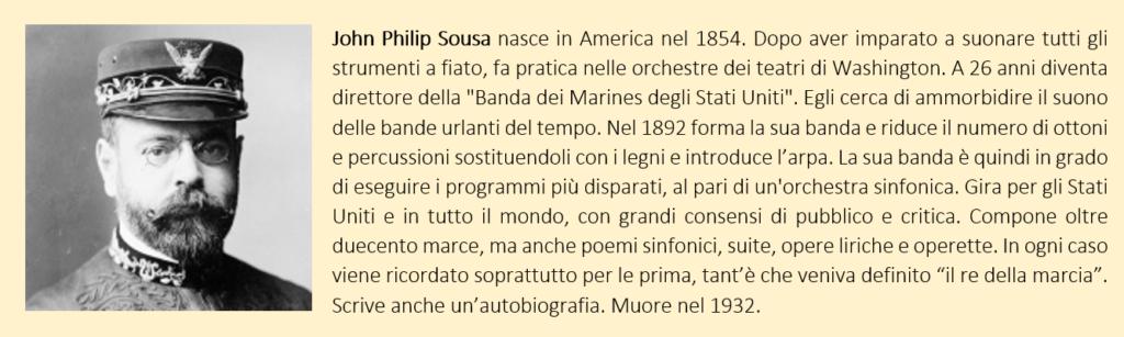 John Philip Sousa: biografia breve
