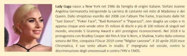 Lady Gaga - biografia breve