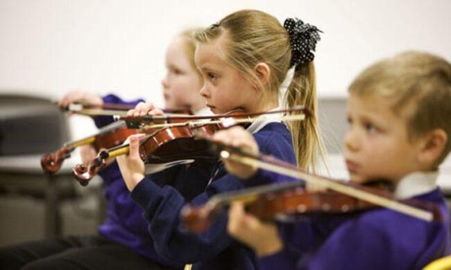 La Dinamica neurale dell'attenzione bimodale e della memoria di lavoro migliorate nei bambini con formazione musicale